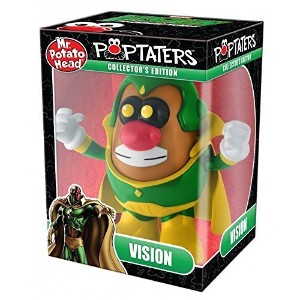 (PPW) PPW Marvel Comics Vision Mr. Potato Head Toy