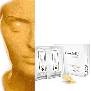 (Casmara) Casmara Premium Quality Algae Peel Off Facial Masks/gold Mask/2080/4.26 Ounce/mask Gel(...