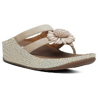 FitFlop Rosita Toe-Post Nude - Size 8