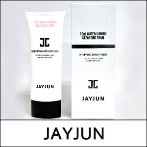 [JAYJUN] ? Real Water Shining Cleansing Foam 150ml