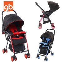 ★gb ultralinght Stroller★ Light Baby Stroller one hand-quick folding /Stroller/ baby / Special gift...