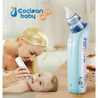 [Coclean baby] electric aspirator COB-100 / runny nose for Children debris removal / sanitation /...