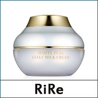 [RiRe] ? White Pure Goat Milk Cream 50ml