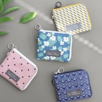 [HOTTRACKS][ICONIC] COMELY CORNER WALLET / MADE IN KOREA / CUTE DESIGNS