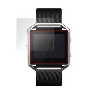 OverLay Magic for Fitbit Blaze (2枚組) 液晶 保護 シート 傷修復 耐指紋 防指紋 指紋がつきにくい キズ修復 液晶 保護 フィルム プロテクター OMFITBITB