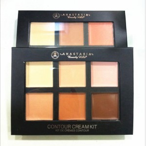 Contour cream kit Foundation concealer 3 colors LIGHT MEDIUM DEEP