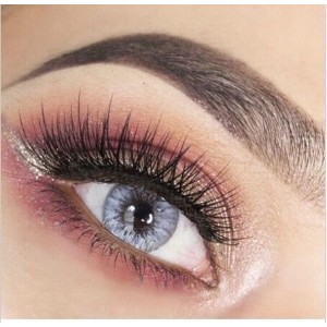 Grey Color Cosmetic Contact Lenses