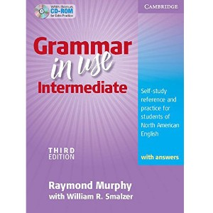 Grammar in Use Intermediate Students Book with Answers and CD-ROM: Self-study Reference and...