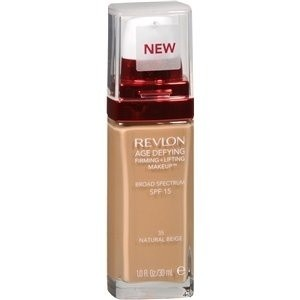 Revlon Age Defying Firming+Lifting Makeup - Natural Beige (Pack of 2)