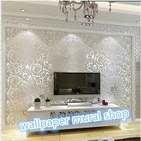 3D Non-woven wallpaper/WALL STICKERS/wall decal/home decor for wedding decorations/Living room...