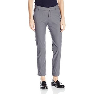 Lee Womens Petite Modern Series Lita Curvy Fit Straight Leg Pant Mineral Gray 10 Short Petite