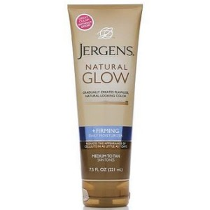 Jergens Natural Glow Daily Moisturizer Firming Medium/Tan Skin Tones 7.50 oz