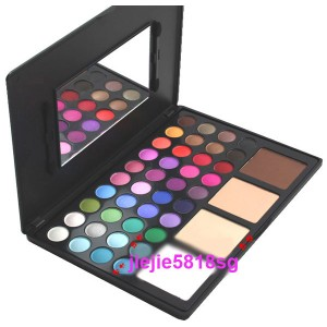 BN CS 40 colours Eyeshadow 4 colours Bronzer Contour / Highlighter Colors Combo Palette