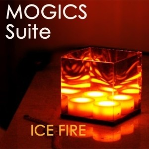 MOGICS Light/ICE FIRE/ The All-New Way to Illuminate/ Multi Function LED Light