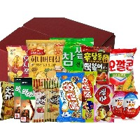 (Korean snack box) mixed Variety of Korean Snack with Kinder Joy 15 Count (Pack of 15)