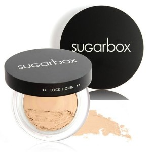 Sugar Box Water-proof Double Color Spiral Foundation Cream Bronzer Matte Base
