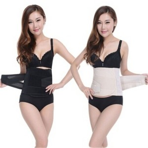 Fashion Women s Tummy Trimmer Slim Waist Shaper Belt Slimming Corset