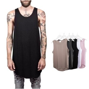 Kanye West Fear of god Yeezy Season 3 Tank Top Men s Fashion basketball Vest swag Justin Bieber Gym...
