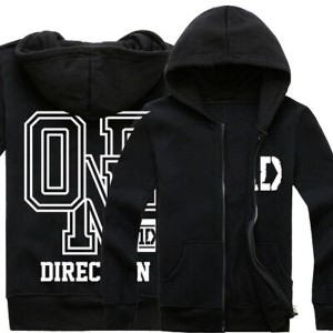 One Direction Prop Unisex Cos Cloak Sweater S-XXL