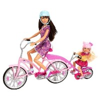 Barbie Sisters Bike For Two Playset