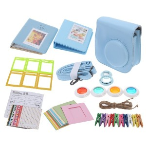 7 in 1 Instant Film Camera Accessories Bundles for Fujifilm Instax Mini8 with Case/Photo Album...