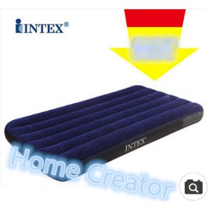 INTEX inflatable air bed air mattress beds for household air bed Double thick folding bed