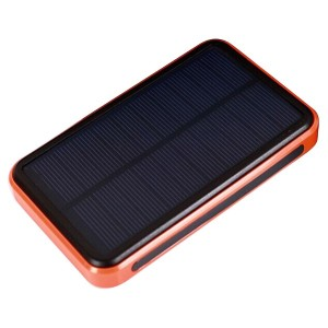 High Quality 20000 mAh Waterproof Dual USB Solar Charger Power Bank Universal For All Cellphone