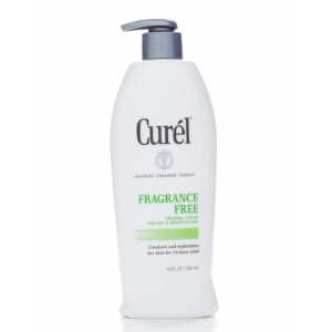 Curel Daily Moisture Fragrance-Free Lotion For Dry Skin 13 oz