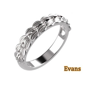 ◆RING 18KGOLD~Platinum dipped)◆