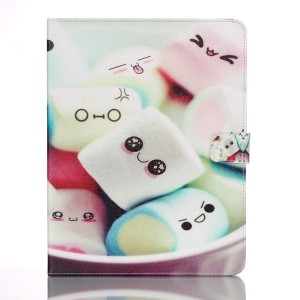 For iPad Case、 For iPad 2/3/4 Case、Candy PU Leather [Kickstand] Flip Wallet Case for Apple iPad 2/3...
