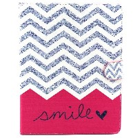 For?Apple Ipad?Mini 2?3 4 Case、Wavy Synthetic?Leather?Flip?Holder?Support?Case?Wite?Soft?TPU?Cover...