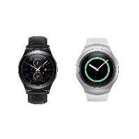 Samsung Gear S2 Smart Watch with full circle stainless steel body slim sleek design [Free Shipping]