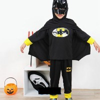★Batman Costume★Halloween Batman costume play Batman photo studio costume