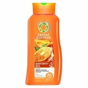 [アメリカ直送]Herbal Essences Body Envy 2-in-1 Volumizing Shampoo & Conditioner 23.7 fl oz (700 ml)[シャンプー...