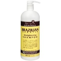 [アメリカ直送]Renpure Originals Brazilian Keratin Straightening Shampoo 32 fl oz (946 ml)[シャンプー][トリートメント]...