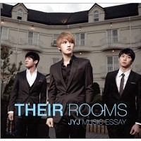 JYJ - Their Rooms (Music Essay) [CD + DIARY + Photo + Gift]