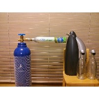 Sodastream CO2 DIY Refill Adapter.CO2tank to sodastream cylinder Free shipping with tracking number.