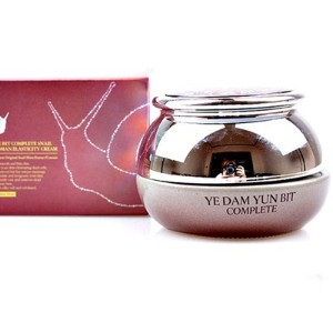 k075 Snail recover woman eye cream,Antiaging eye cream,yedam yunbit - 50g
