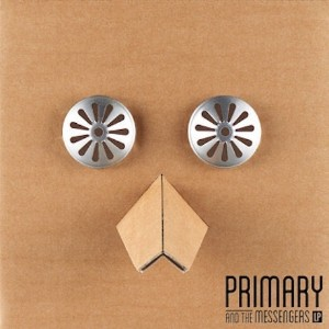 MBLAQ JAY PARK - Primary And The Messengers LP [2 CD + Free Gift]
