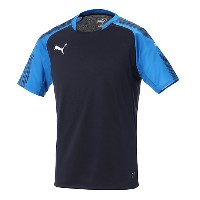 プーマ ASCENSION SSトレーニングTEE Puma New Navy