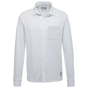 プーマ PUMA X STAPLE TECH SHIRT メンズ Puma White