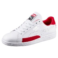 プーマ マッチ 74 UPDATED CORE SPEC ユニセックス Puma White-Barbados Cherry