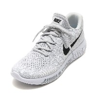 NIKE WMNS LUNAREPIC LOW FLYKNIT 2(ナイキ ウィメンズ ルナエピック ロー フライニット 2)WHITE/BLACK-PURE PLATINUM-WOLF GREY...
