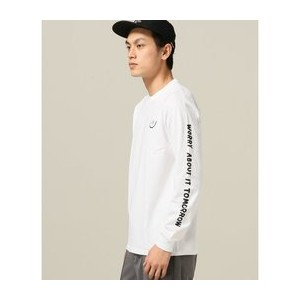 THE QUIET LIFE / クワイエットライフ: WORRY LONG SLEEVE ロンT【ジャーナルスタンダード/JOURNAL STANDARD Tシャツ・カットソー】