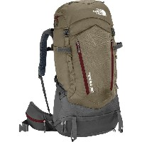 (取寄)ノースフェイス テラ 50 バックパック The North Face Men's Terra 50 Backpack Falcon Brown/Sequoia Red