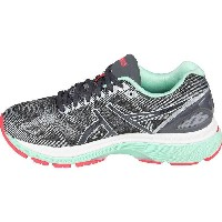 (取寄)アシックス レディース Gel-Nimbus19 ランニングシューズ Asics Women Gel-Nimbus 19 Running Shoe Carbon/White/Flash...
