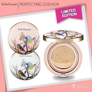 雪花秀 ソルファス Sulwhasoo[Sulwhasoo] 2017 Limited Edition Perfecting Cushion 15gx2/ Perfecting Cushion Bri