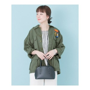 URBAN RESEARCH ROTHCO×UR 別注ワッペンリメイクシャツブルゾン アーバンリサーチ【送料無料】