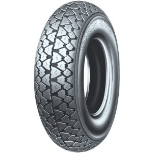 Michelin S83 Utility Scooter Tire フロント/Rear 3.50-8 46J (海外取寄せ品)