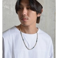 GEORGE FROST: EX MORSE NECKLACE ネックレス【シップス/SHIPS ネックレス】